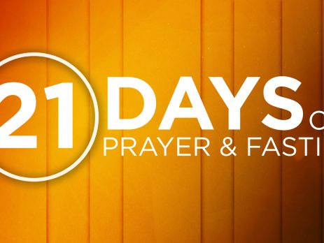 21 Days fasting & prayer from July 1st to 21st 2013 | Daughters of
