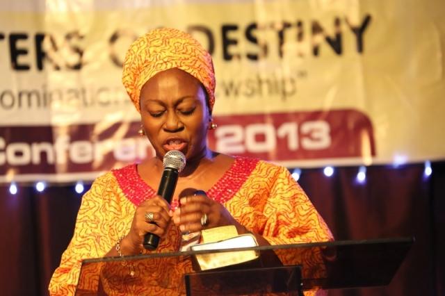 Sister Vivian Nnamdi-Nwachukwu