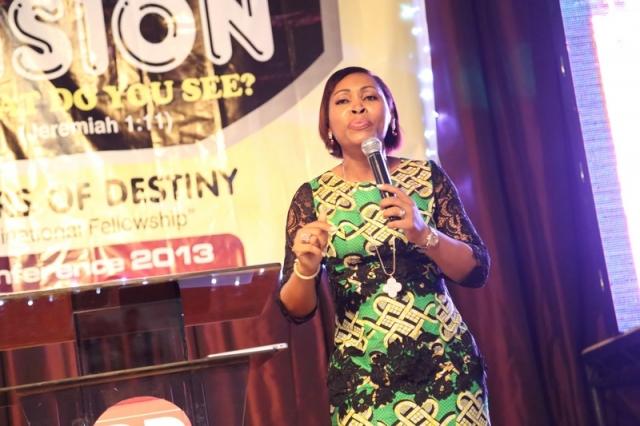 Mrs. Udo Okonjo