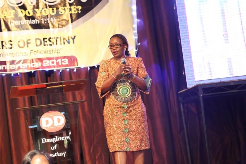 Pastor (Mrs) Debola Atoyebi