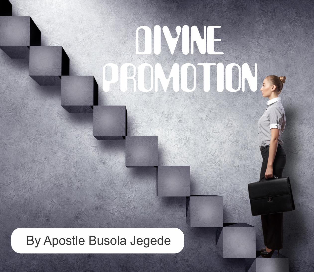 DIVINE PROMOTION